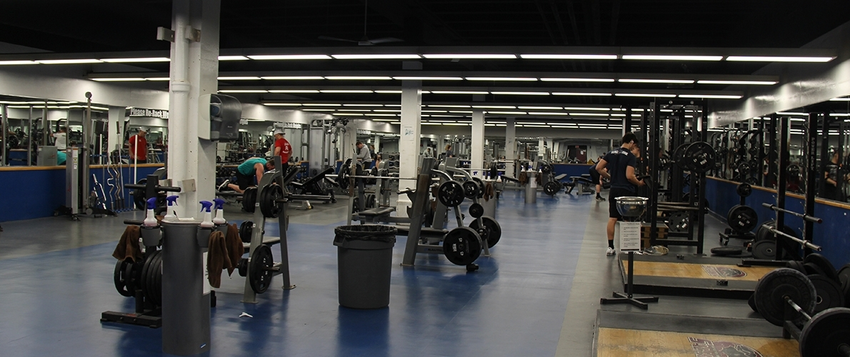 West Weight Room